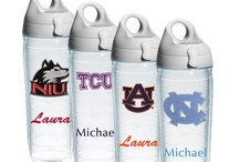 Team Spirit / Show your Team Spirit with our personalized collegiate items!  To find your school please  go here: http://www.thestationerystudio.com/collegiate/personalized-collegiate-gifts-c1615.html / by The Stationery Studio