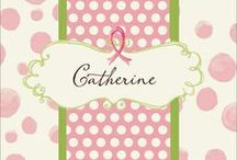 Think Pink! Breast Cancer Awareness Month / by The Stationery Studio