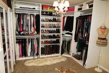 Forever home: Closet / by Christy Gunter