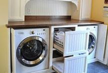 Forever home: Laundry room / by Christy Gunter