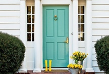 Colorful Doors / by Julie {The Hyper House}