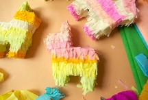 fiesta for Cinco de Mayo / by Julie {The Hyper House}