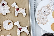 Christmas Cookies and Desserts / by Julie {The Hyper House}