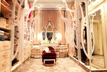 CLOSETS OF DREAMS / I like to see my money right where i can see it -in my closet:Carrie Bradshaw / by Mary Richard