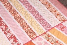 Quilting Inspiration / by Julie {The Hyper House}