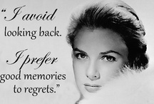 No Regrets / by Mary Richard