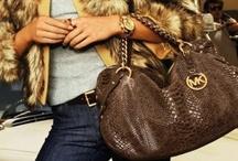 Fashion: Handbags & Totes / by Margie Leow