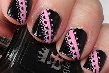 Cool Nails! / Nail art & color for all / by Dana Tigert