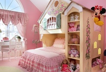 KID ROOMS / by Mary Richard
