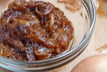 Recipes: Condiments, Pickles and Preserves / Pickles and Preserves / by Margie Leow