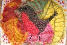 Craft:  Journals, Diaries, & Fabric Postcards  / Life, Art, Memory, Gratitude, Travel, Fabric, Scrap, Sketch, Paint, Draw, Combine, Explore, Discover / by Theresa Callahan