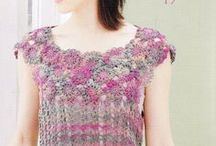 Crochet: Clothes, Shawls, Scarves, Hats, Etc. / by Theresa Callahan