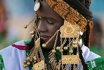 africans adorned: jewelry ~ fantasy novel research / style and beauty / by artsy Chica