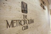 Metropolitan Club - Chicago, IL / by Reagan Rybolt's Private Event Region