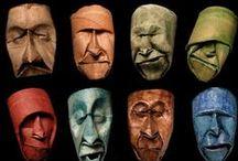 Masks / by Joy Siddiqi