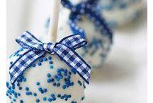 'Popping' Cake Pops / by Valerie B.