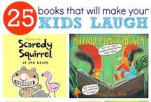 Book Lists for Kids / by Johnsburg Public Library