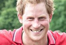Prince Harry / Henry Windsor of Wales / by Kay Dean