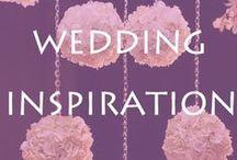 Wedding Inspiration / by IZIDRESSES