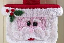 Christmas crochet / by Linda Armstrong