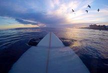 SUMMER N SURF ✌ / Shaka, hang loose / by Mαkєииα