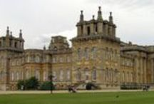 Grand Residences of Great Britain / The Palaces, Stately Homes,  Grand Houses & Mansions of the British Isles. / by Charmaine Zoe