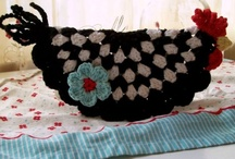 Kitchen/Bath - Crochet/Sew  / by Robin Gould