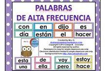 SPANISH/ESPAÑOL / by Adriana Spicer