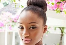 Makeup Inspiration for Black Women & Teens / Looks for black women and girls to get ideas from :) / by Savoy Shakir