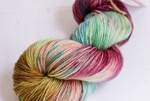 Beautiful yarns / by Gerda S