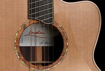 50 series Custom Shop / by George Lowden Guitars