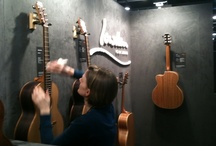Lowden events / photos and videos from Lowden at events and trade shows / by George Lowden Guitars