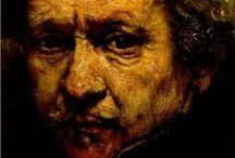 Rembrandt / by Verena Lewis