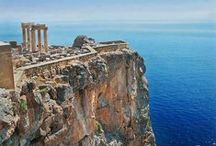 GREECE is the WORLD / A little country with a big personality / by lindi tristy