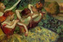 Degas / by Miss Bird