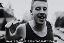 •MACKLEMORE• / by How About No