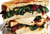 Sandwiches / by Joanne Clark