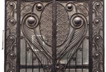Design: Art Deco and Nouveau / by Yvonne Davis