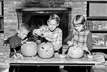Halloween Vintage / by Kari Badley-Degroot