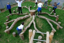 Kids garden / by Simply Deluscious