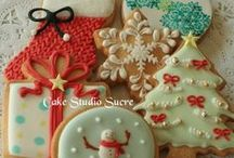 Decorating cookies - ideas and inspirations / by Cyndy Ranzau