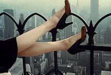 "ł ❤ ₦ew ¥ork / ""All I need, is a New York minute""— Aldo Decaníz  / by Lora Dumperth"