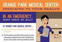 Emergency Care / by Orange Park Medical Center