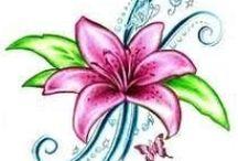 Cool Tattoos  / tattoos / by Pauline Fallon