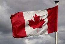 Canadian, eh? / by Cam Locke
