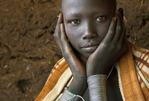 All African / by Marsha Wilson
