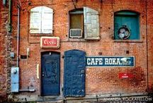 Local Eats / These places have great fresh food and they won't 'break the bank! '  / by Tim Moe