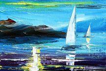 Art I like / Art & artist  / by Faye Callahan
