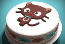 Famous Character Cakes - Tortas de Personajes Famosos by Poncake / Famous Character Cakes & Cupcakes / Tortas y Cupcakes de Personajes Famosos / by Poncake