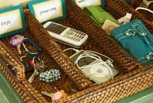 Organized Living / Creative ways to organize your home, garage, and more. / by Sooper Credit Union